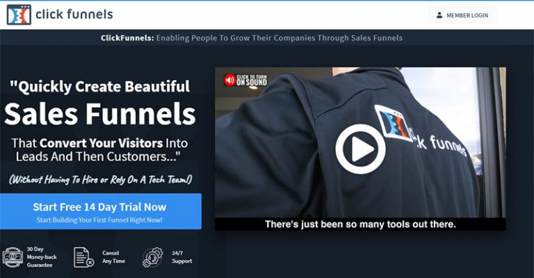 ClickFunnels Review 2021 – Are these Marketing Funnels Worth the Money?